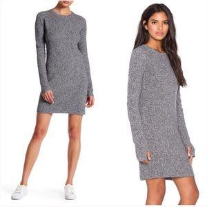 CURRENT ELLIOT - Cashmere Blend sweater dress, S